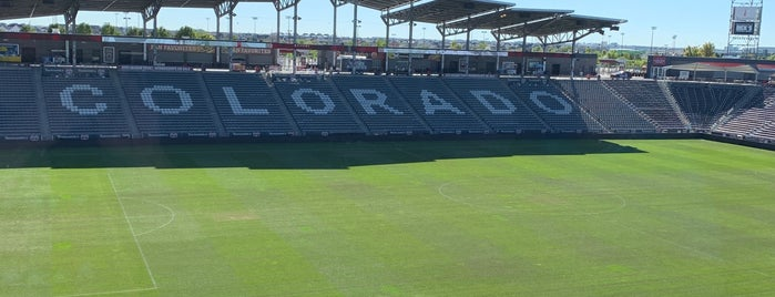 Colorado Rapids Supporters Terrace is one of Feb. 1 2015 To Do.