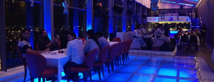 Sky Lounge is one of Amman.