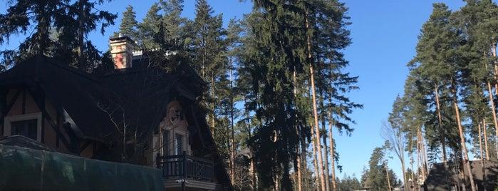 Парк у озера (Довиль) is one of Lugares guardados de Katerina.