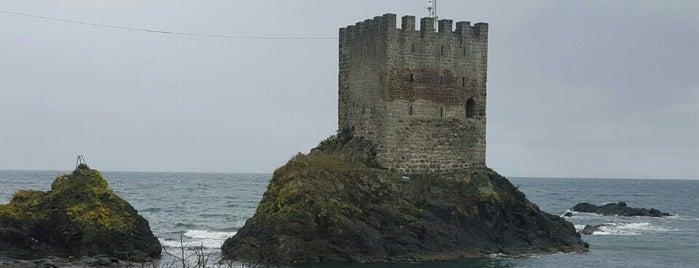 Pazar Kız Kulesi is one of Posti che sono piaciuti a Merve.