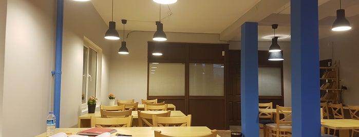 Uyanık Kütüphane is one of Merve'nin Beğendiği Mekanlar.
