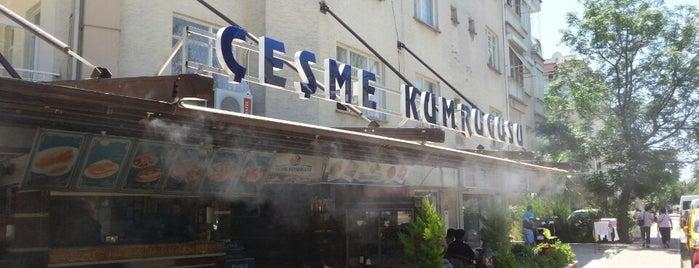 Çeşme Kumrucusu is one of Travel Guide to Antalya.