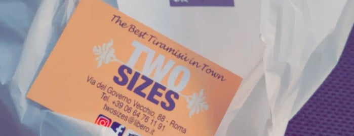 Two Sizes is one of rome.