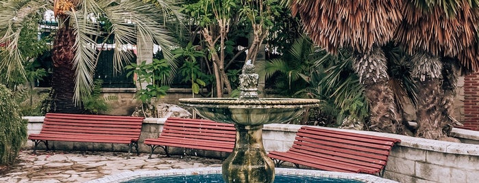 The Alameda: Gibraltar Botanic Gardens is one of Lugares favoritos de Melle.