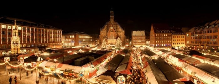 Nürnberger Christkindlesmarkt is one of Германия.