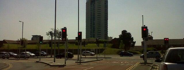 Swansea is one of Cities.