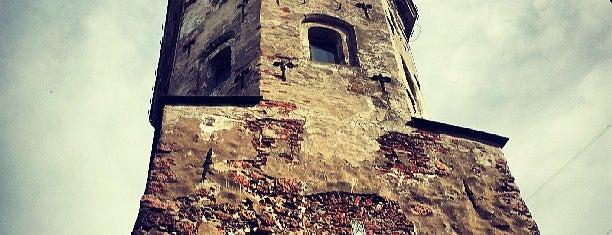 Башня Святого Олафа is one of OnLine-Traveller.ru.
