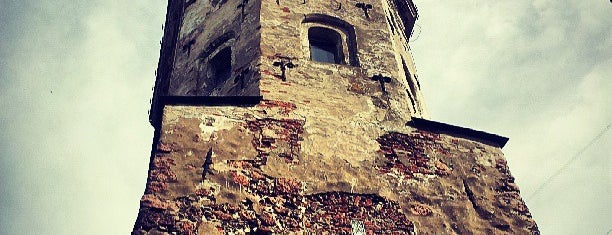 Башня Святого Олафа is one of Выборг (Vyborg).