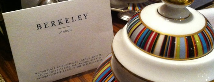The Berkeley is one of London.