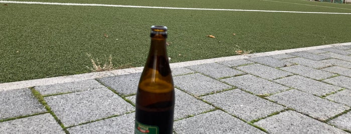 Bezirkssportanlage Heinrich-Wieland-Straße is one of Football Grounds Munich.