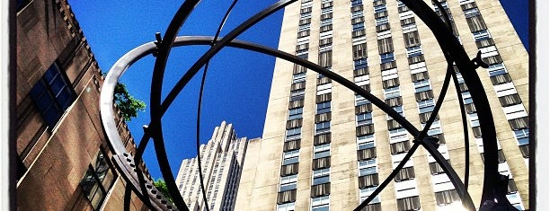 Rockefeller Center is one of New York Best: Sights & activities.