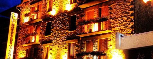 Hotel de L'Isard is one of Lugares guardados de David.
