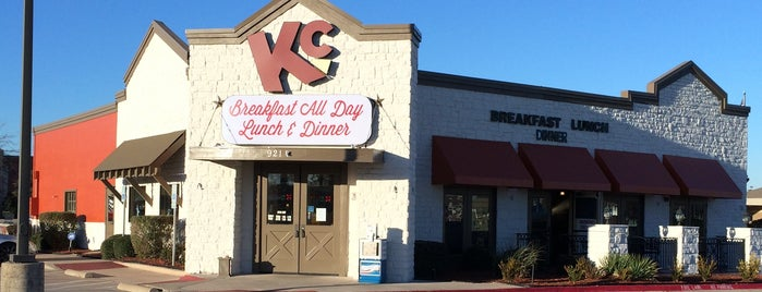 Korner Cafe is one of DFW Breakfast.