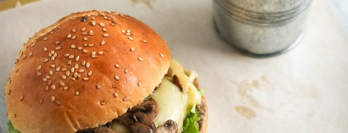 Hambistro is one of Hamburger.