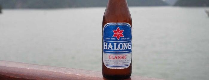 Halong bay is one of Michael : понравившиеся места.