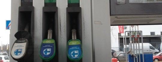 Neste Oil АЗС №66 is one of Авто.