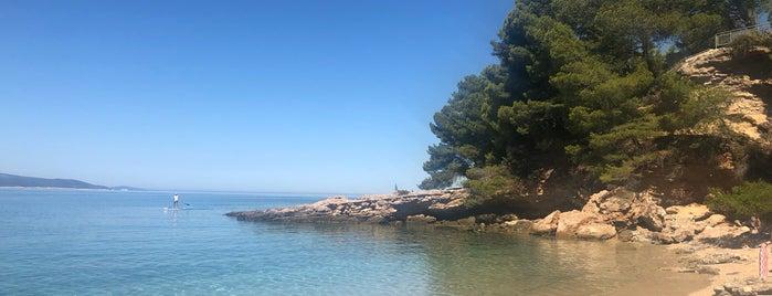 Zlatni Rat Nudist Beach is one of Croacia.