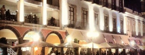 Los Portales de Puebla is one of Summer 2021: PUE.