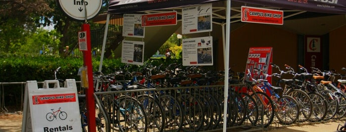 Campus Bike Shop is one of leoazeさんの保存済みスポット.