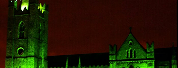 St Patrick's Cathedral | Ardeaglais Naomh Pádraig is one of Hans Zimmer — Irish Pub.