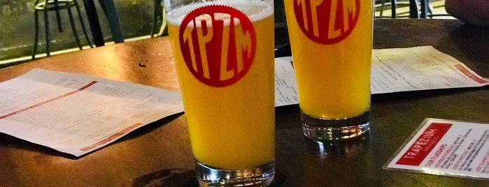 Trapezium Brewing Co is one of My Brewery List.