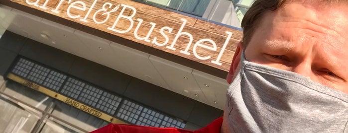 Barrel & Bushel is one of DC Restaurants.