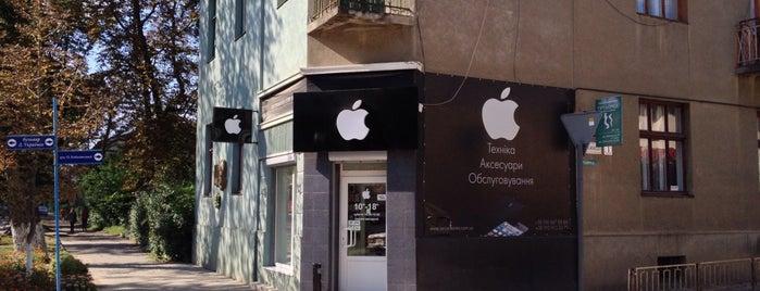 Apple Store is one of Posti che sono piaciuti a Cristina.