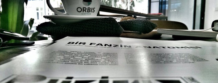 Orbis Coffee is one of Cadde.