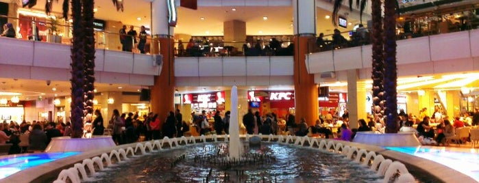 Capitol is one of Istanbul Mall's.