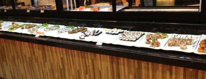 Sushi Bar is one of Posti salvati di Abhner.