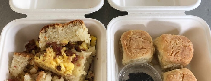 Callie's Hot Little Biscuit is one of Atlanta breakfast discoveries.