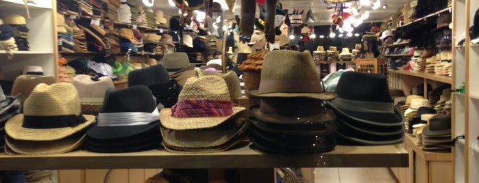 Hats Unlimited is one of Lieux sauvegardés par Mme..