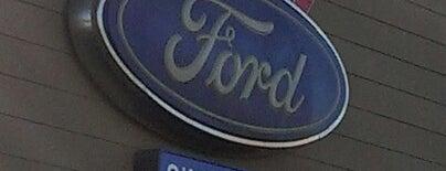 Penske Ford is one of Tempat yang Disukai Jay.