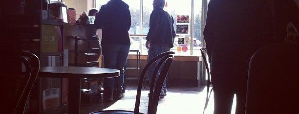 Starbucks is one of Orte, die GreatStoneFace gefallen.
