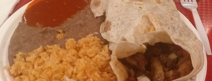 Memo's Mexican Food Restaurant is one of Seattle.