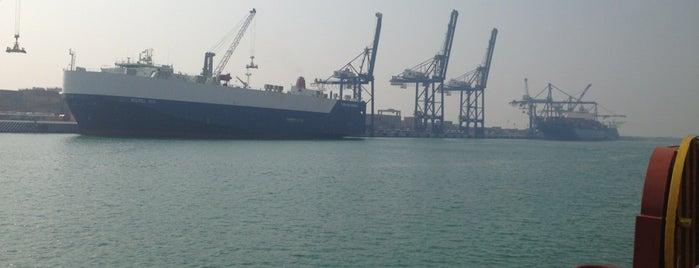 Puerto Industrial Altamira is one of Lieux qui ont plu à Ismael.