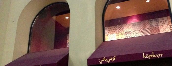 Köşebaşı Restaurant مطعم كوزباشي التركي is one of Dubai Restaurant-U Need 2 GO.