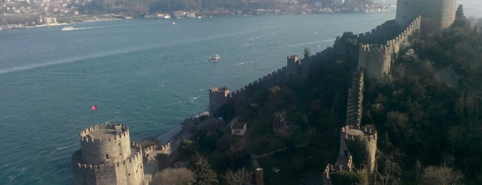 Rumeli Hisarı is one of 52 Places You Should Definitely Visit in İstanbul.
