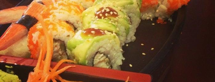 Saitama Sushi is one of Yaniさんの保存済みスポット.