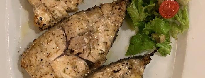 Zourafa - Fish & Meat Restaurant is one of Locais curtidos por Selin.