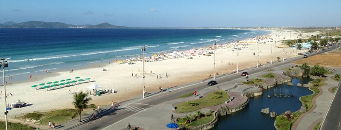 Praia do Forte is one of Cabo Frio RJ.