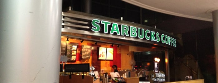 Starbucks is one of mola keyfi.