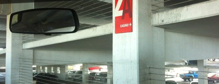 Hard Rock Parking Garage is one of Mississippi.
