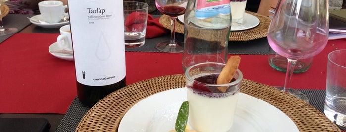 Osteria La Tensa is one of สถานที่ที่ Anu ถูกใจ.