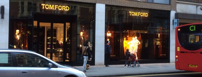 Tom Ford Flagship is one of Tempat yang Disukai clive.