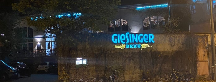 Giesinger Bräu is one of Mcさんの保存済みスポット.