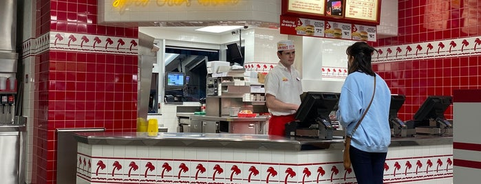 In-N-Out Burger is one of Austin and San Antonio.