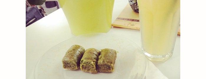 Djumaia - Turkish Coffee, Tea & Sweet House is one of Lieux qui ont plu à Erkan.