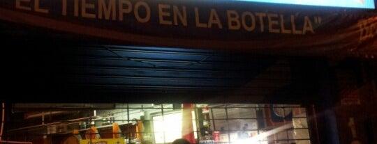 El Tiempo en la Botella is one of Tempat yang Disukai Ignacia.