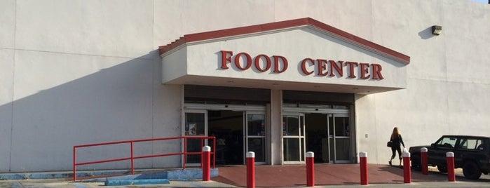 Food Center is one of USVI/BVI.